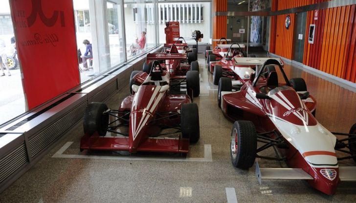 """Alfa Romeo, la Mostra """"Cofani Aperti"""" al Museo Storico di Arese - Foto 17 di 20"""