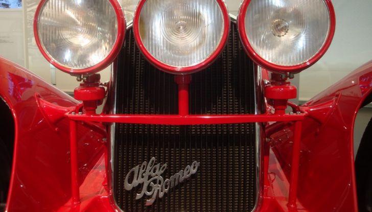 """Alfa Romeo, la Mostra """"Cofani Aperti"""" al Museo Storico di Arese - Foto 18 di 20"""