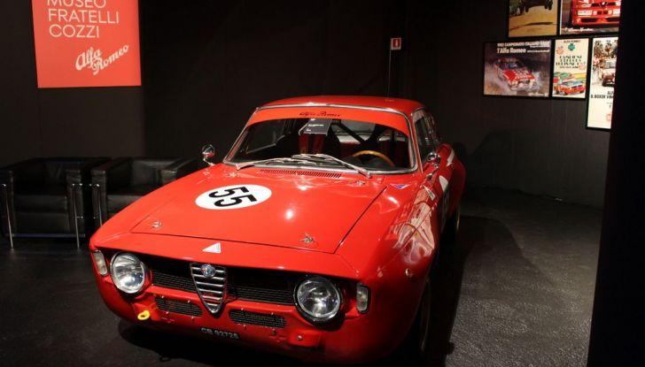 """Alfa Romeo, la Mostra """"Cofani Aperti"""" al Museo Storico di Arese - Foto 19 di 20"""