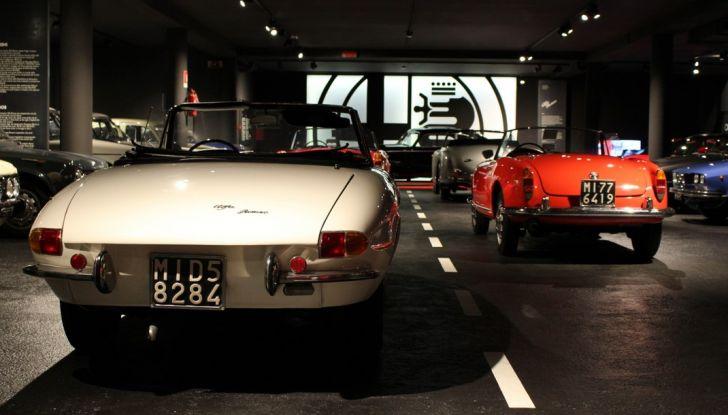 """Alfa Romeo, la Mostra """"Cofani Aperti"""" al Museo Storico di Arese - Foto 20 di 20"""