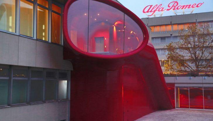 """Alfa Romeo, la Mostra """"Cofani Aperti"""" al Museo Storico di Arese - Foto 3 di 20"""