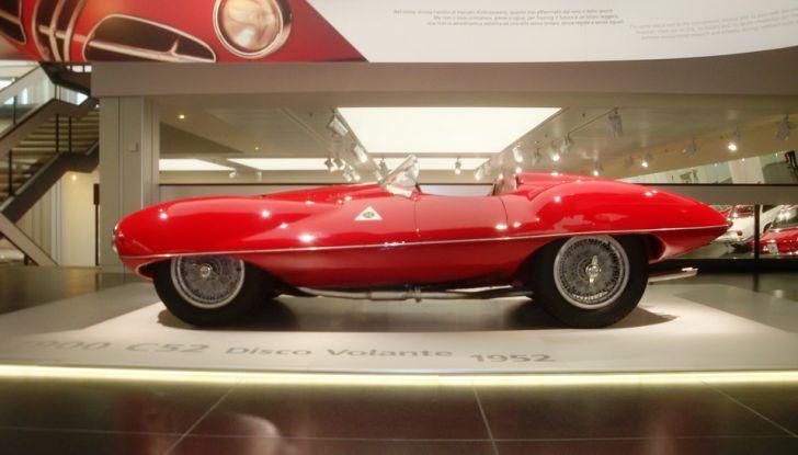 """Alfa Romeo, la Mostra """"Cofani Aperti"""" al Museo Storico di Arese - Foto 9 di 20"""