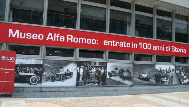 museo storico alfa romeo arese