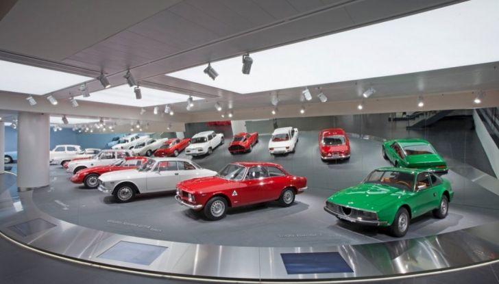 """Alfa Romeo, la Mostra """"Cofani Aperti"""" al Museo Storico di Arese - Foto 11 di 20"""