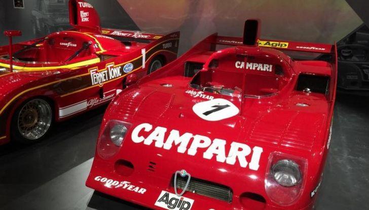 """Alfa Romeo, la Mostra """"Cofani Aperti"""" al Museo Storico di Arese - Foto 6 di 20"""