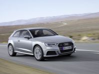 Nuova Audi A3 con tecnologia di classe superiore