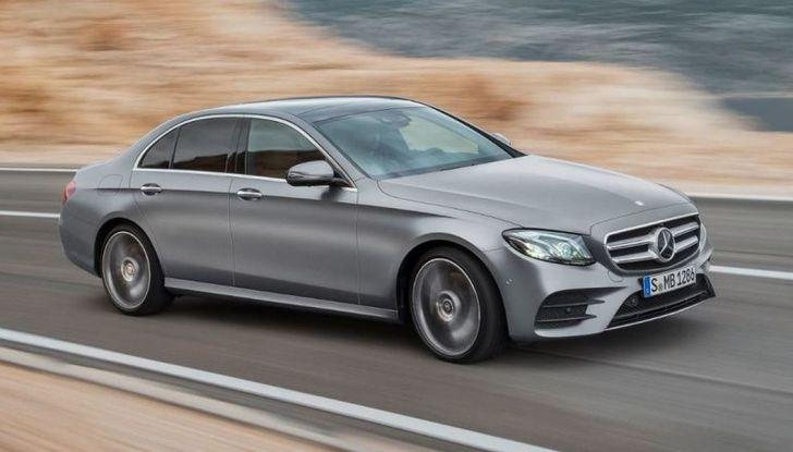 Nuova Mercedes Classe E, prova su strada, prezzi ed allestimenti