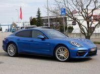 Nuova Porsche Panamera MY2017, le foto dei test senza camuffature
