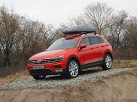 Nuova Volkswagen Tiguan, prova su strada, motorizzazioni e prezzi