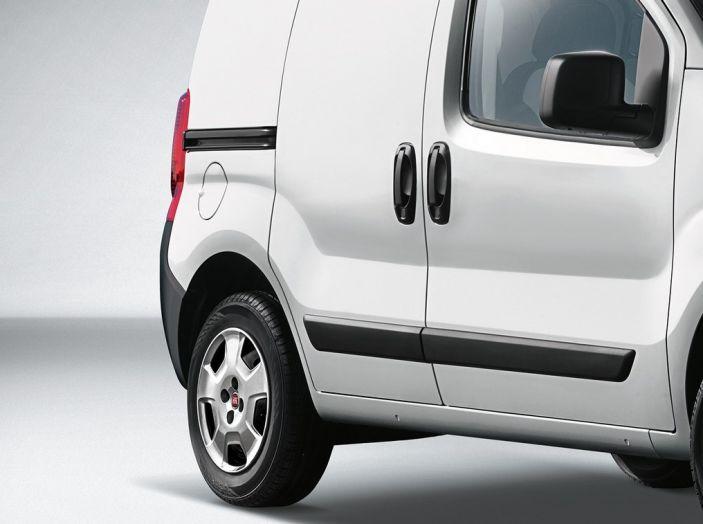 Nuovo Fiat Fiorino: motori Euro 6 e stile rinnovato per lo small van - Foto 7 di 9
