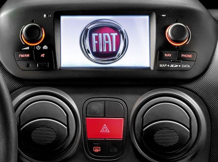 Nuovo Fiat Fiorino: motori Euro 6 e stile rinnovato per lo small van - Foto 9 di 9
