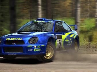 OZ è di scena su DiRT Rally 2016 per PS4 e Xbox One