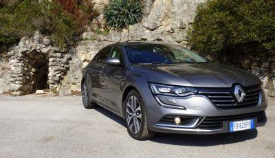 Renault Talisman, la prova su strada della berlina Renault