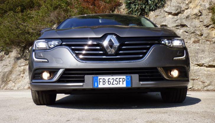 Renault Talisman, la prova su strada della berlina Renault - Foto 11 di 42