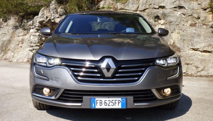 Renault Talisman, la prova su strada della berlina Renault - Foto 4 di 42