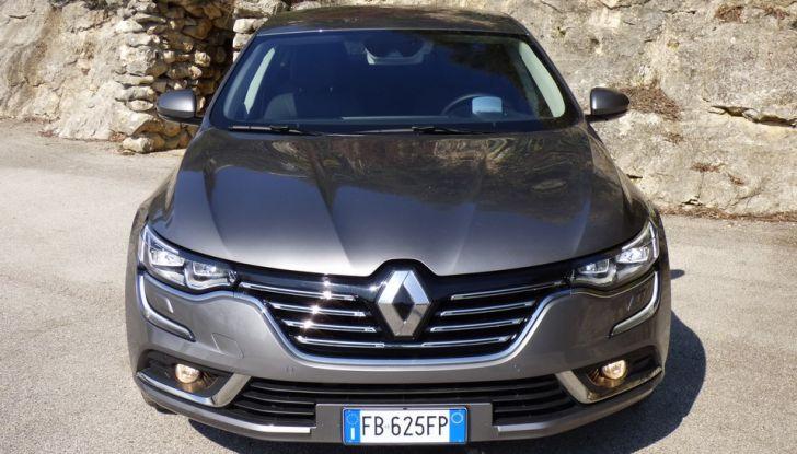 Renault Talisman, la prova su strada della berlina Renault - Foto 7 di 42