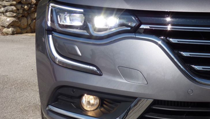 Renault Talisman, la prova su strada della berlina Renault - Foto 14 di 42