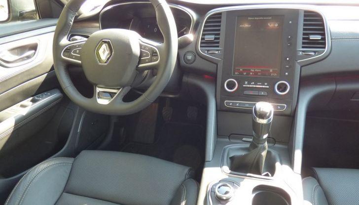 Renault Talisman, la prova su strada della berlina Renault - Foto 26 di 42