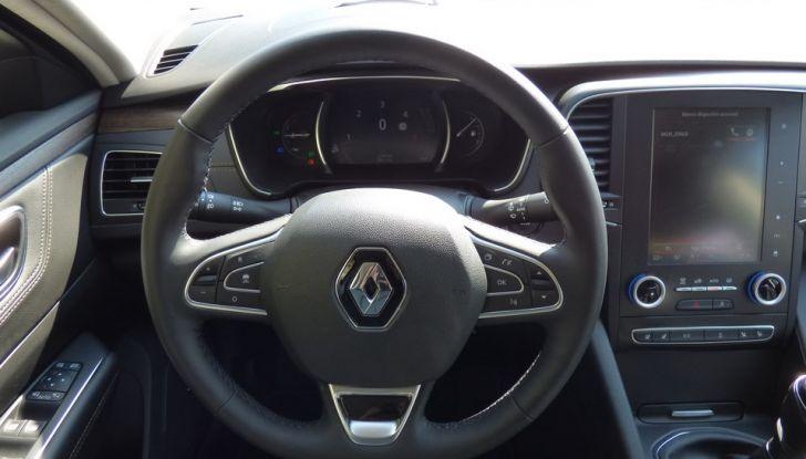 Renault Talisman, la prova su strada della berlina Renault - Foto 28 di 42