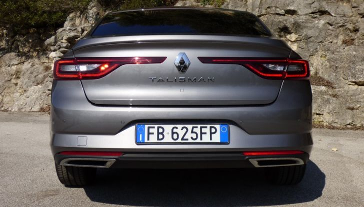 Renault Talisman, la prova su strada della berlina Renault - Foto 23 di 42
