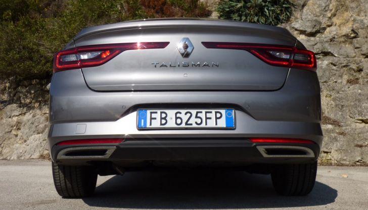 Renault Talisman, la prova su strada della berlina Renault - Foto 6 di 42
