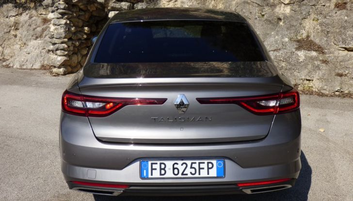 Renault Talisman, la prova su strada della berlina Renault - Foto 30 di 42