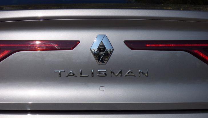Renault Talisman, la prova su strada della berlina Renault - Foto 37 di 42