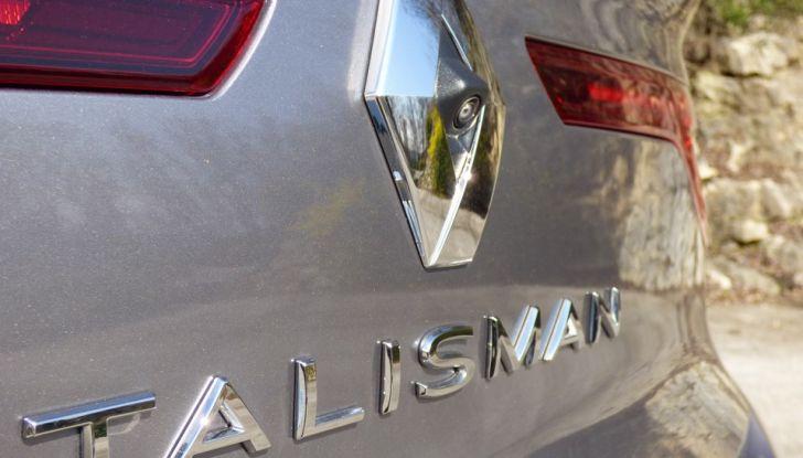 Renault Talisman, la prova su strada della berlina Renault - Foto 38 di 42