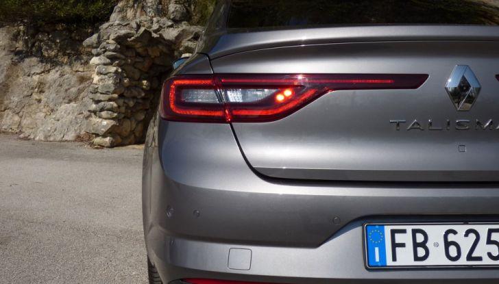 Renault Talisman, la prova su strada della berlina Renault - Foto 41 di 42