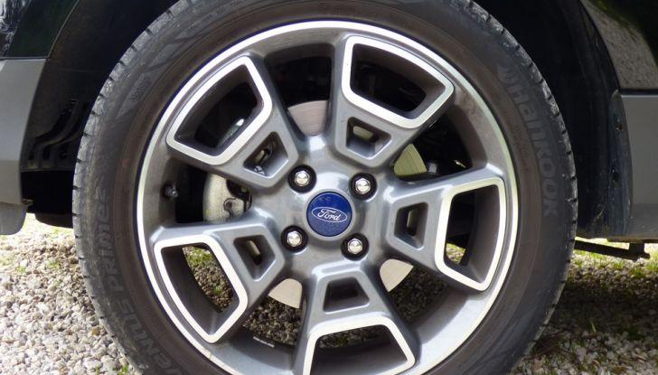 Ford EcoSport prova su strada, motorizzazioni e prezzi - Foto 19 di 41