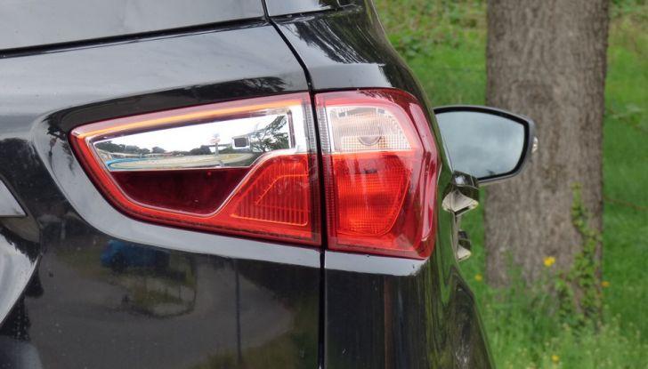 Ford EcoSport prova su strada, motorizzazioni e prezzi - Foto 22 di 41
