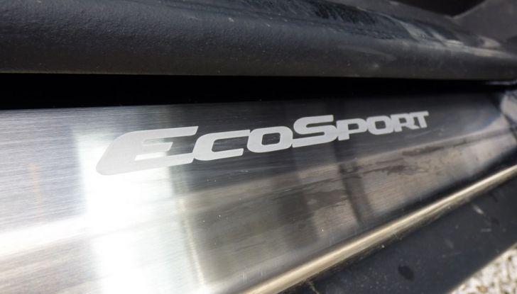 Ford EcoSport prova su strada, motorizzazioni e prezzi - Foto 41 di 41