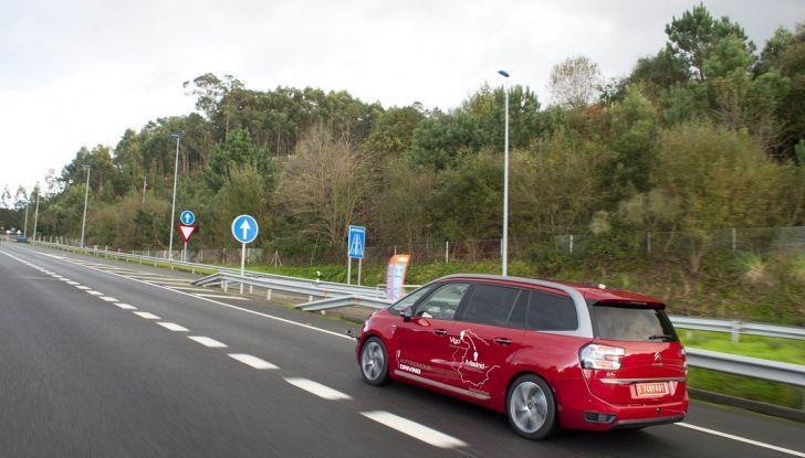 """PSA Groupe: Parigi-Amsterdam con due veicoli autonomi in modalità """"Eyes off"""" - Foto 6 di 7"""