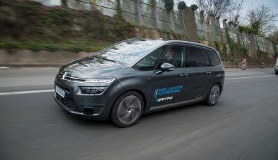 """PSA Groupe: Parigi-Amsterdam con due veicoli autonomi in modalità """"Eyes off"""""""