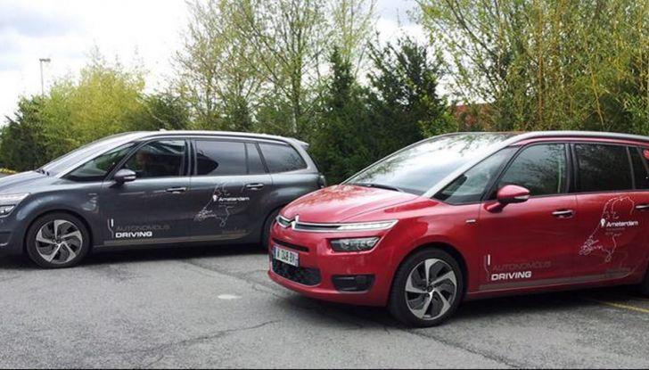 """PSA Groupe: Parigi-Amsterdam con due veicoli autonomi in modalità """"Eyes off"""" - Foto 3 di 7"""