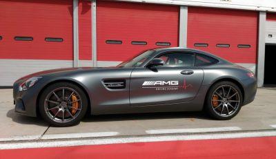 AMG Driving Academy, i corsi di di guida sicura firmati Mercedes