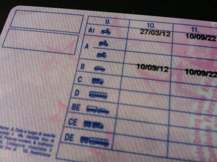 Archivio nazionale online della patente auto - Foto 3 di 11