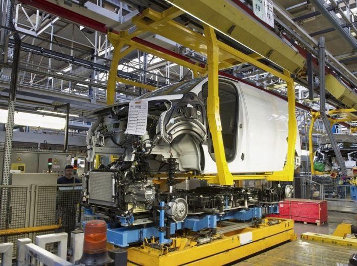 Peugeot Expert e Citroën Jumpy test drive produzione