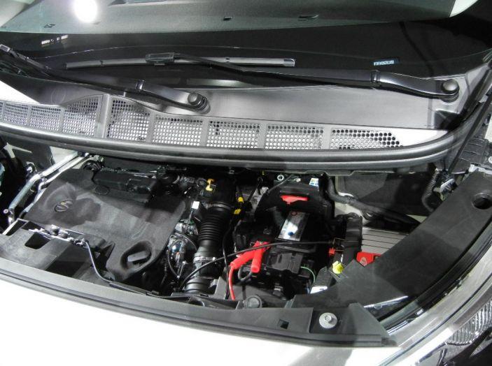 nuovo Peugeot Expert vano motore