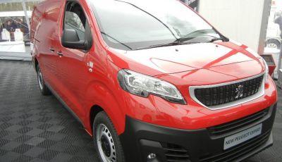 Peugeot Expert e Citroën Jumpy: motorizzazioni e prezzi
