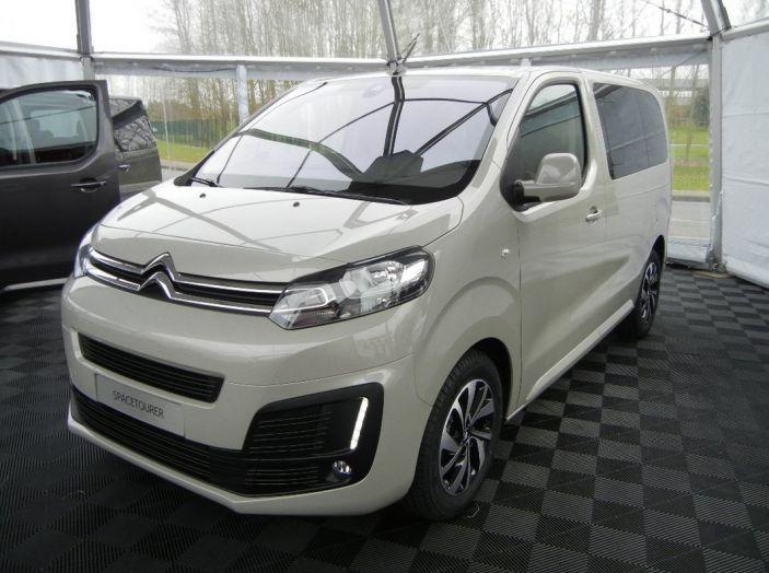 Citroën Jumpy test drive