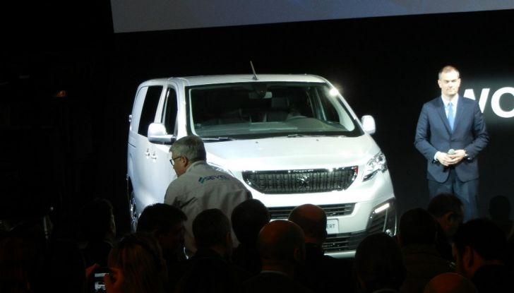 Peugeot Expert test drive