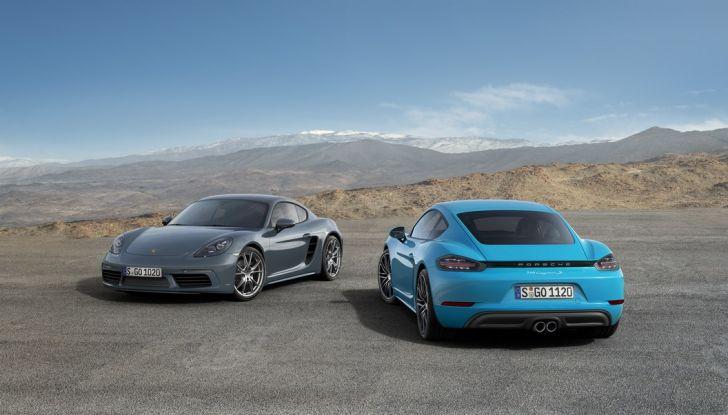 Prova comparativa tra Toyota Supra, Porsche Cayman S e Audi TT RS - Foto 16 di 28