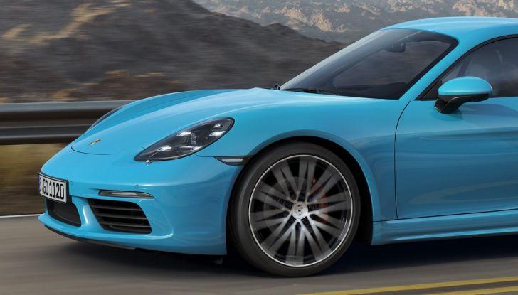 Prova comparativa tra Toyota Supra, Porsche Cayman S e Audi TT RS - Foto 13 di 28