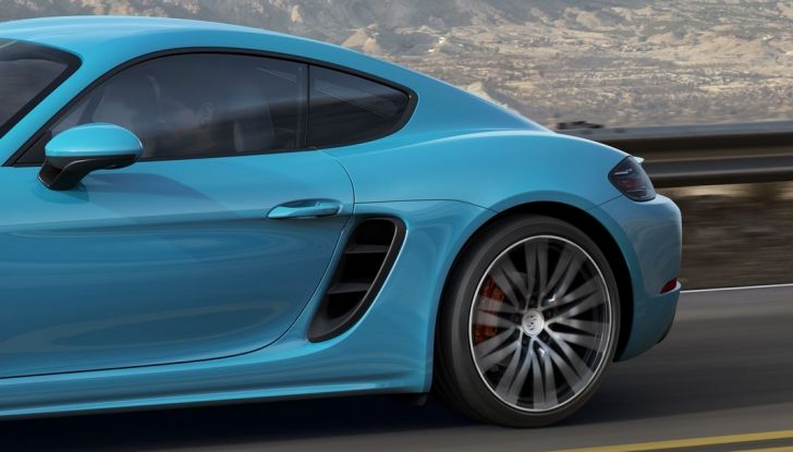 Prova comparativa tra Toyota Supra, Porsche Cayman S e Audi TT RS - Foto 12 di 28