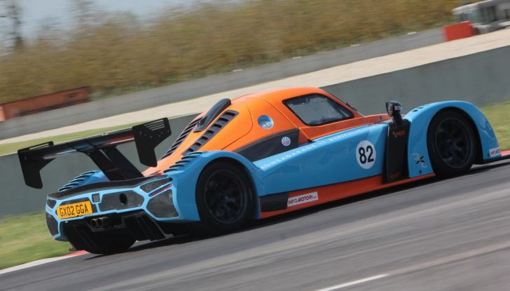 Radical RXC Turbo 500 provata in pista - Foto 1 di 35