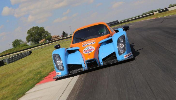 Radical RXC Turbo 500 provata in pista - Foto 11 di 35