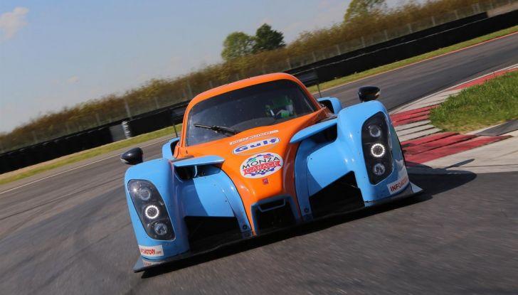 Radical RXC Turbo 500 provata in pista - Foto 12 di 35