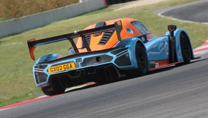 Radical RXC Turbo 500 provata in pista - Foto 2 di 35