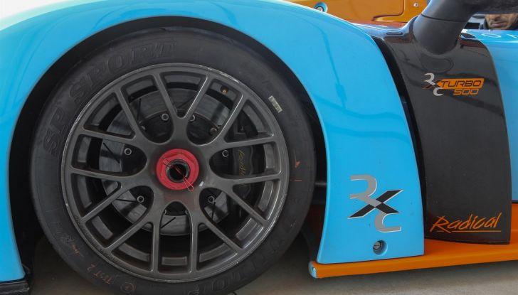 Radical RXC Turbo 500 provata in pista - Foto 20 di 35